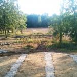 Parcours Golf Drainage-départ2