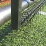 Rénovation sols sportifs Synthétiques décompactage de surface
